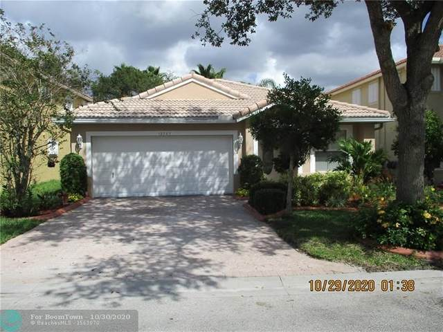 12347 NW 56th Ct, Coral Springs, FL 33076 (MLS #F10256128) :: United Realty Group