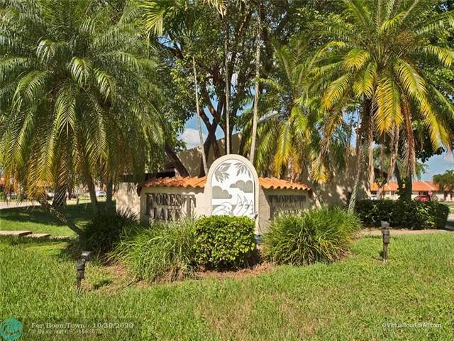 11273 SW 59th Cir #11273, Cooper City, FL 33330 (MLS #F10256129) :: THE BANNON GROUP at RE/MAX CONSULTANTS REALTY I
