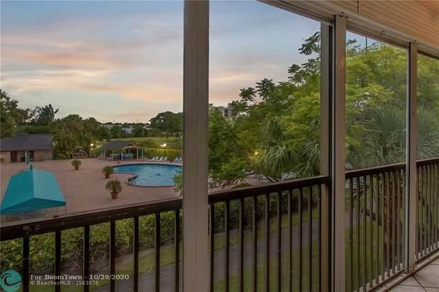2212 S Cypress Bend Dr #202, Pompano Beach, FL 33069 (#F10256137) :: Posh Properties