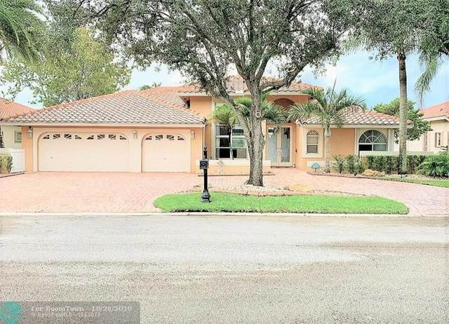 9685 NW 61st Dr, Parkland, FL 33076 (MLS #F10256138) :: United Realty Group