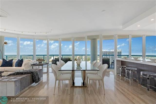 333 Las Olas Way #3402, Fort Lauderdale, FL 33301 (MLS #F10256173) :: Castelli Real Estate Services