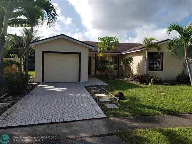 9204 NW 53rd St, Sunrise, FL 33351 (MLS #F10256211) :: THE BANNON GROUP at RE/MAX CONSULTANTS REALTY I