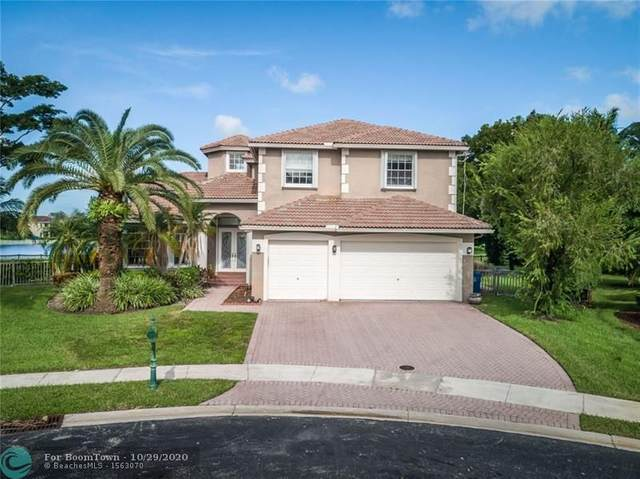 18991 SW 30 St, Miramar, FL 33029 (MLS #F10256229) :: THE BANNON GROUP at RE/MAX CONSULTANTS REALTY I