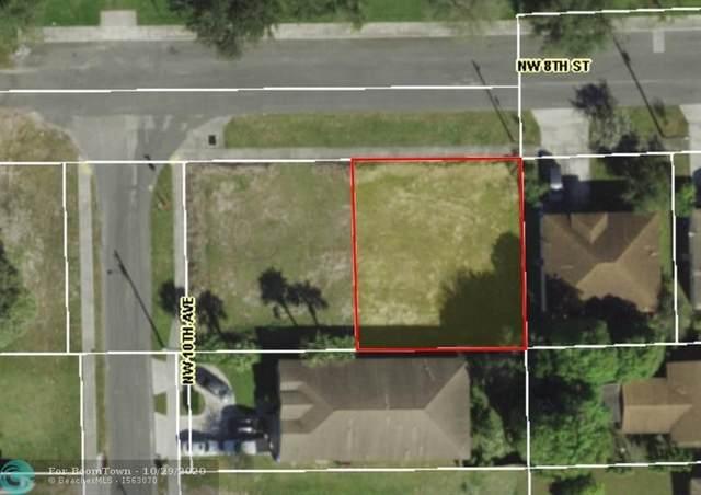 920 NW 8th St, Pompano Beach, FL 33060 (#F10256265) :: Posh Properties