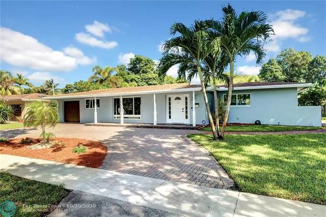 282 SW 54th Ave, Plantation, FL 33317 (MLS #F10256271) :: The Paiz Group