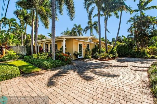1700 NE 16th St, Fort Lauderdale, FL 33304 (MLS #F10256275) :: The Howland Group