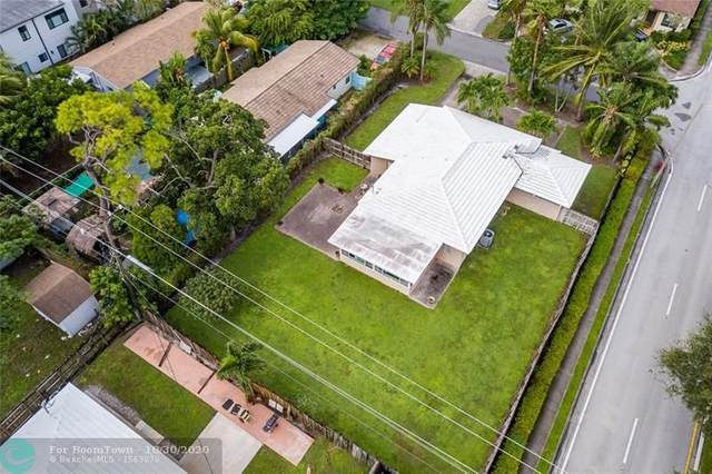 1244 NE 16th Ave, Fort Lauderdale, FL 33304 (MLS #F10256323) :: Berkshire Hathaway HomeServices EWM Realty