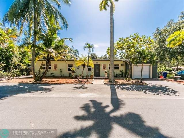 1490 SW 32nd St, Fort Lauderdale, FL 33315 (MLS #F10256334) :: Berkshire Hathaway HomeServices EWM Realty