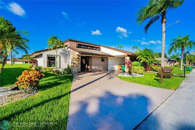 7834 Beechfern Cir, Tamarac, FL 33321 (MLS #F10256335) :: Berkshire Hathaway HomeServices EWM Realty
