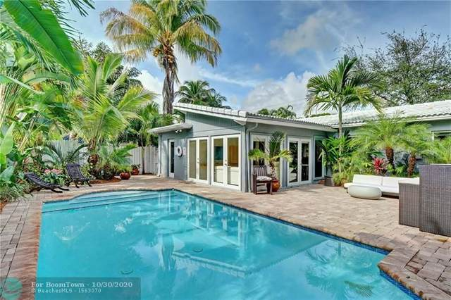 1604 NE 17th St, Fort Lauderdale, FL 33305 (MLS #F10256370) :: The Howland Group