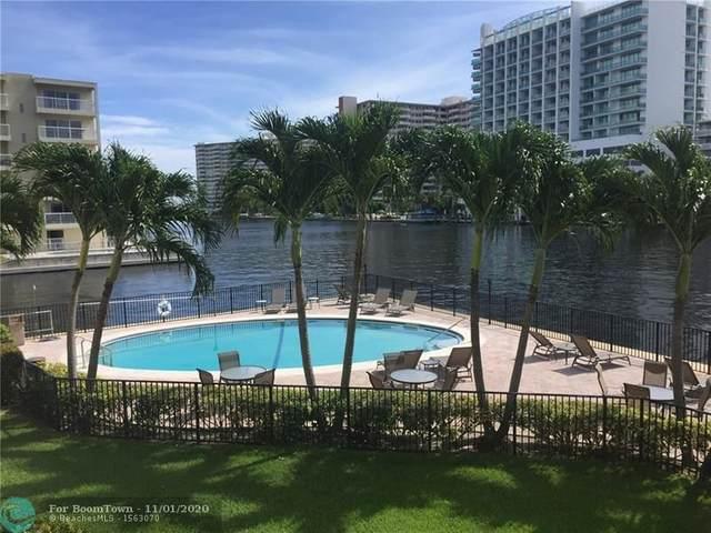 2881 NE 32nd St #116, Fort Lauderdale, FL 33306 (#F10256417) :: Posh Properties