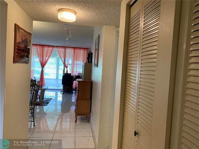 6091 NW 61st Ave #109, Tamarac, FL 33319 (#F10256432) :: Posh Properties