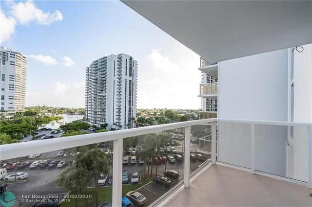 3731 N Country Club Dr #728, Aventura, FL 33180 (MLS #F10256445) :: Berkshire Hathaway HomeServices EWM Realty