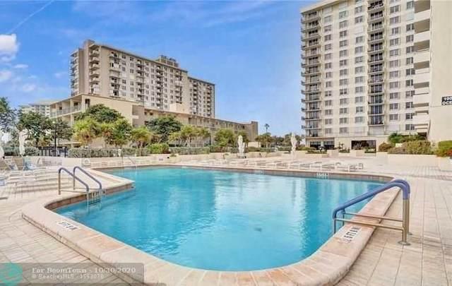 1900 S Ocean Blvd 12C, Pompano Beach, FL 33062 (#F10256455) :: Posh Properties
