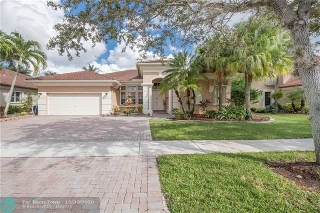 3181 SW 195th Ter, Miramar, FL 33029 (MLS #F10256456) :: Berkshire Hathaway HomeServices EWM Realty