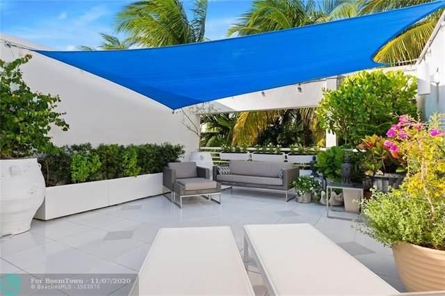 920 NE 16th Terrace #3, Fort Lauderdale, FL 33304 (MLS #F10256464) :: Castelli Real Estate Services
