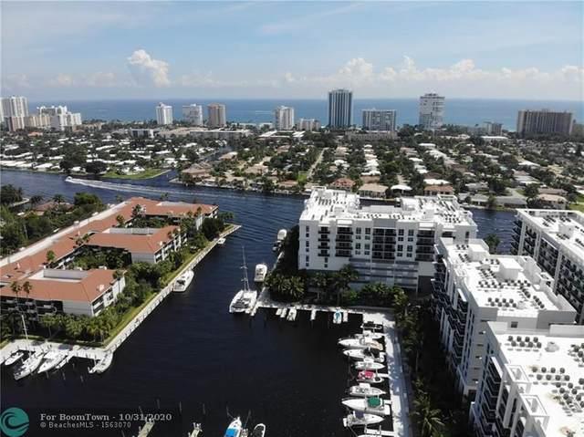 3200 Port Royale Dr #1210, Fort Lauderdale, FL 33308 (MLS #F10256490) :: Berkshire Hathaway HomeServices EWM Realty