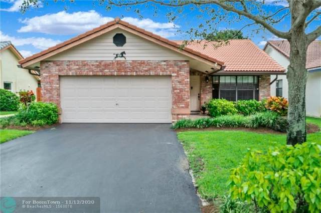 2859 NW 95th Ave, Coral Springs, FL 33065 (MLS #F10256615) :: Laurie Finkelstein Reader Team