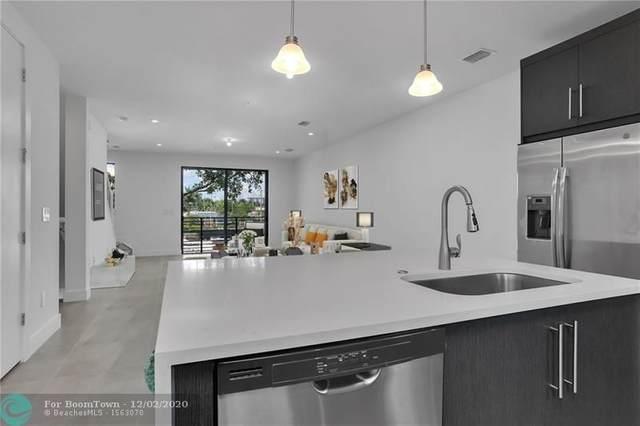 555 NE 21st Court #3, Wilton Manors, FL 33305 (MLS #F10256645) :: Berkshire Hathaway HomeServices EWM Realty