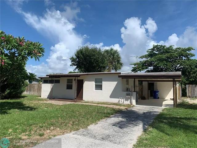 1767 NE 49th Ct, Pompano Beach, FL 33064 (MLS #F10256669) :: Berkshire Hathaway HomeServices EWM Realty