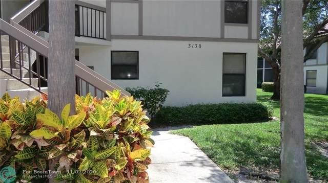 3130 Millwood Terrace M107, Boca Raton, FL 33431 (#F10256679) :: Posh Properties