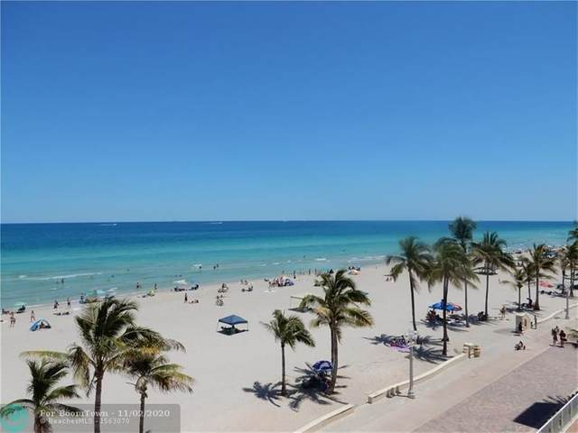 300 Oregon St #308, Hollywood, FL 33019 (#F10256690) :: Signature International Real Estate