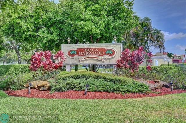 23305 Barwood Ln #403, Boca Raton, FL 33428 (#F10256747) :: Posh Properties