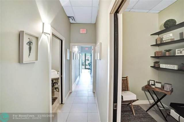 1201 NE 26th St #104, Wilton Manors, FL 33305 (#F10256820) :: Posh Properties