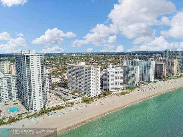 3550 Galt Ocean Dr #406, Fort Lauderdale, FL 33308 (#F10256970) :: Ryan Jennings Group