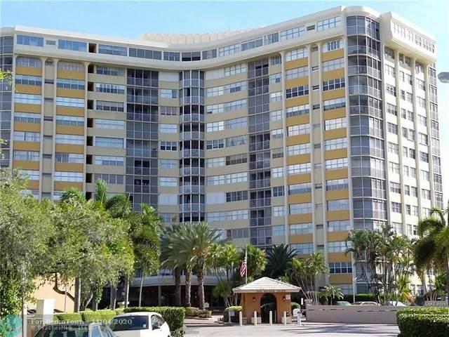 100 Golden Isles Dr #1411, Hallandale, FL 33009 (#F10257075) :: Posh Properties