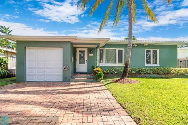 626 NE 17th Ter, Fort Lauderdale, FL 33304 (MLS #F10257321) :: The Howland Group