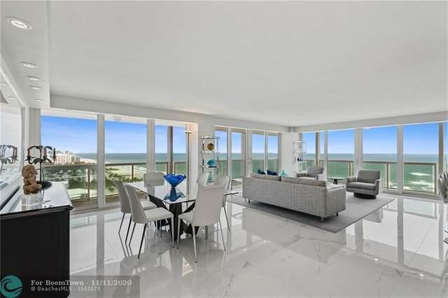 2100 S Ocean Ln #2212, Fort Lauderdale, FL 33316 (MLS #F10257340) :: Berkshire Hathaway HomeServices EWM Realty