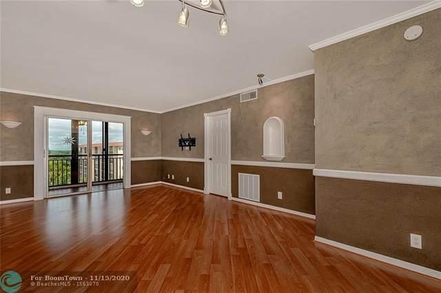 2350 NE 14th Street #716, Pompano Beach, FL 33062 (#F10257376) :: Posh Properties