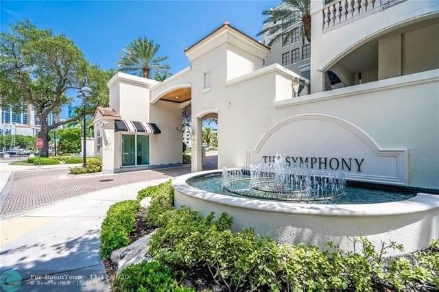 610 W Las Olas Blvd 117N, Fort Lauderdale, FL 33312 (MLS #F10257392) :: Berkshire Hathaway HomeServices EWM Realty