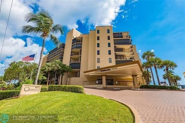 1167 Hillsboro Mile #105, Hillsboro Beach, FL 33062 (#F10257465) :: Baron Real Estate