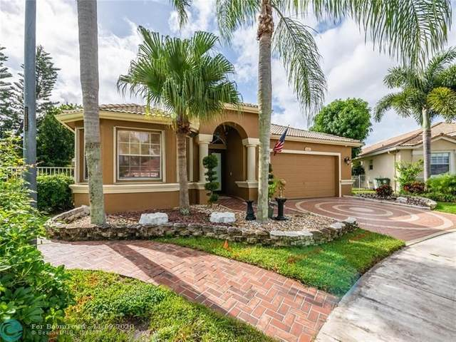 6211 Swans Terrace, Coconut Creek, FL 33073 (MLS #F10257587) :: Castelli Real Estate Services