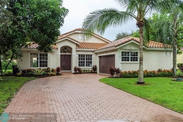 5524 NW 41st Ter, Coconut Creek, FL 33073 (MLS #F10257701) :: Castelli Real Estate Services