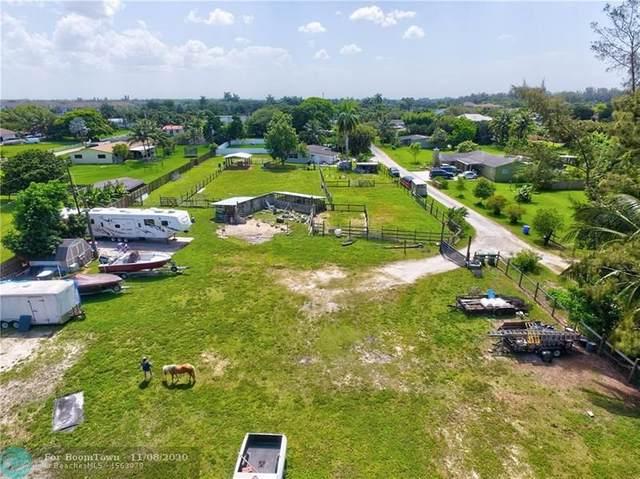 0 SW 57th St, Davie, FL 33314 (MLS #F10257777) :: Berkshire Hathaway HomeServices EWM Realty