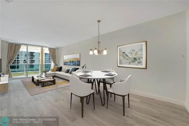350 SE 2nd St #780, Fort Lauderdale, FL 33301 (#F10257989) :: Posh Properties