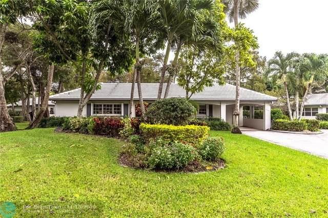 1130 W Cypress Dr V-16, Pompano Beach, FL 33069 (#F10258005) :: Posh Properties