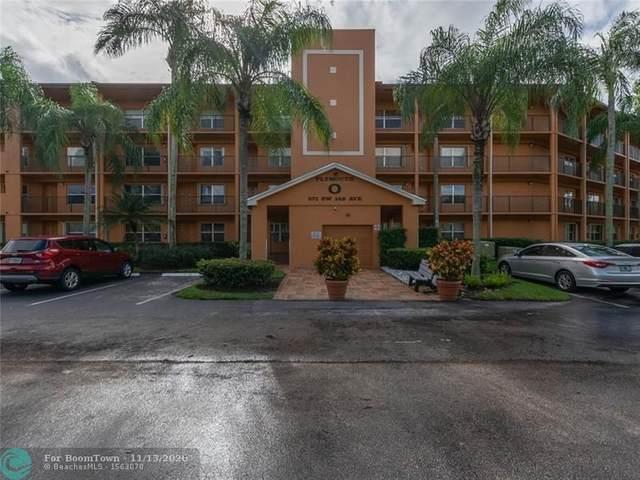 571 SW 142nd Ave 108-O, Pembroke Pines, FL 33027 (#F10258147) :: Posh Properties