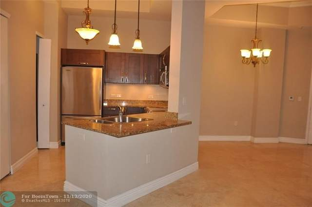 19900 E Country Club Dr #116, Aventura, FL 33180 (MLS #F10258202) :: Green Realty Properties
