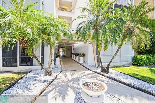 3040 NE 16th Ave #107, Oakland Park, FL 33334 (MLS #F10258258) :: Castelli Real Estate Services