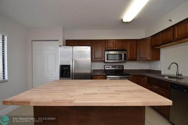 2202 S Cypress Bend Dr #702, Pompano Beach, FL 33069 (#F10258287) :: Posh Properties