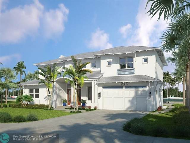 1580 SE 8th St, Deerfield Beach, FL 33441 (MLS #F10258368) :: Laurie Finkelstein Reader Team