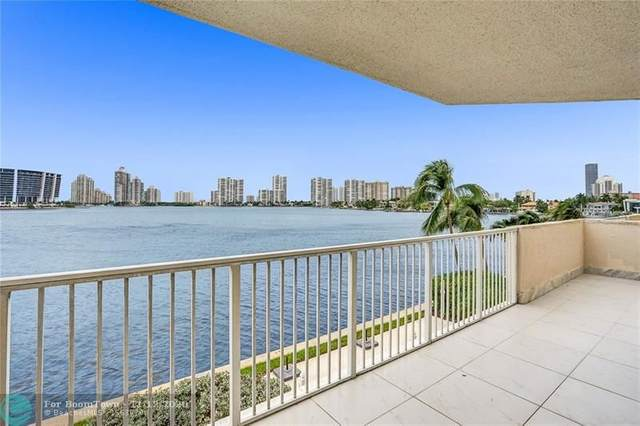18260 N Bay Rd #310, Sunny Isles Beach, FL 33160 (#F10258397) :: Baron Real Estate