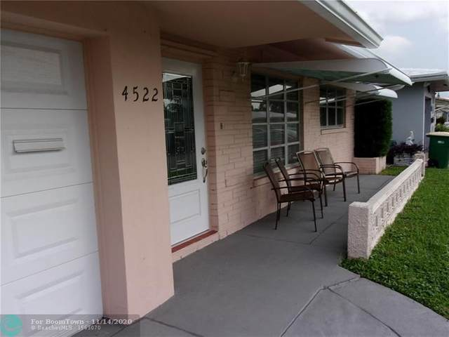 4522 NW 43rd Ave, Tamarac, FL 33319 (MLS #F10258463) :: Castelli Real Estate Services