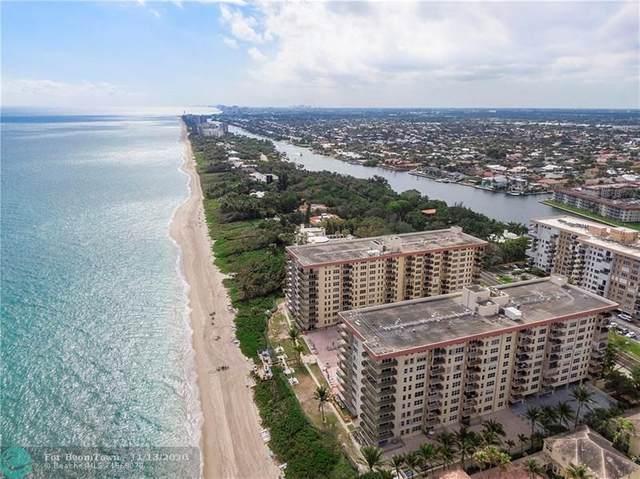 1149 Hillsboro Mile #202, Hillsboro Beach, FL 33062 (#F10258476) :: Posh Properties