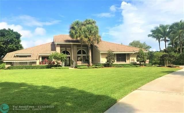 7501 Brigantine Ln, Parkland, FL 33067 (#F10258480) :: Signature International Real Estate