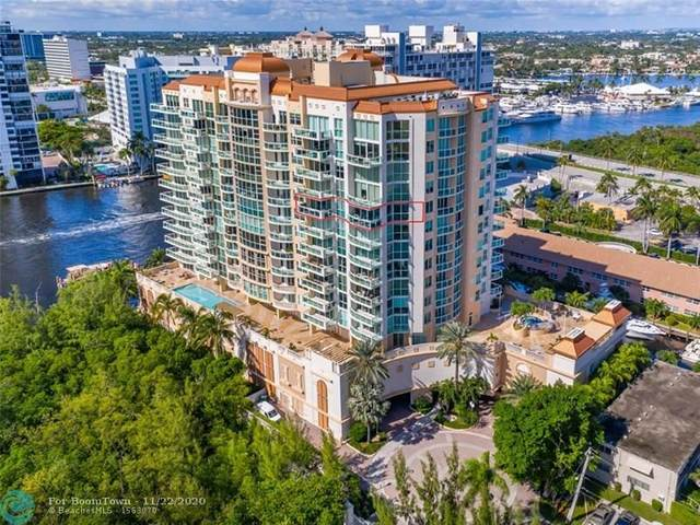 2845 NE 9th St #1101, Fort Lauderdale, FL 33304 (MLS #F10258495) :: Castelli Real Estate Services
